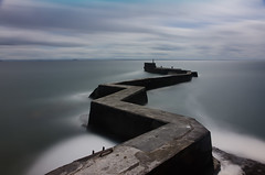 its that pier again (roddyferguson2112) Tags: st pier long exposure fife zigzag monans