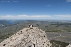 """Old fire lookout on Divide Mountain • <a style=""""font-size:0.8em;"""" href=""""http://www.flickr.com/photos/63501323@N07/27405491921/"""" target=""""_blank"""">View on Flickr</a>"""