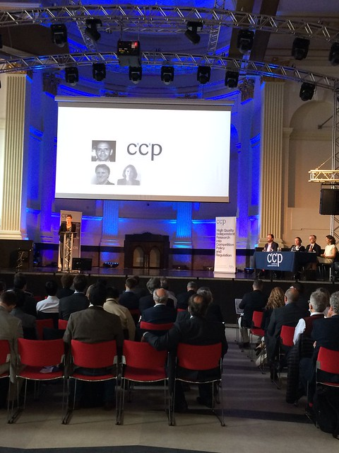 CCP conference under way.