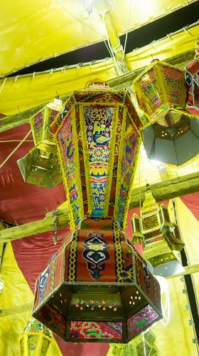 Ramadan Khayamia style lantern فانوس الخيامية