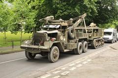 Armour & Embarkation 2016 (ekawrecker) Tags: truck army us lorry ww2 ldv tsj583
