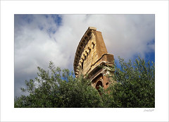 Rome....Colosseum (Zino2009 (bob van den berg)) Tags: old city vacation italy holiday rome high ancient stones walk centre large tourists colosseum capitol huge oval crowded bobvandenberg zino2009