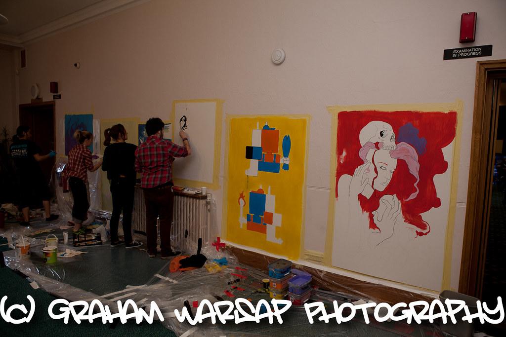 Live Art At Platform2012-8553