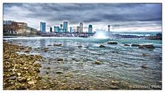 Niagara River Rapids
