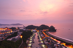 (SUAO PORT,Taiwan) (michaelrpf) Tags: port landscape resort       taiwanscene suaoport