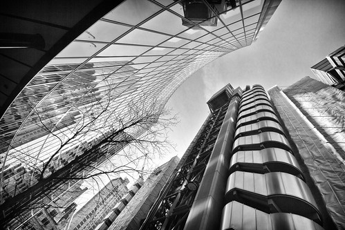 291|365 The Lloyds and Willis Buildings, London