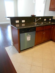 Kitchens feature stainless steel appliances including a dishwasher (NONDC) Tags: nsp nsp2 revitalization comprehensivecommunitydevelopment neworleansredevelopmentauthority makeitrightsolar colmexconstruction