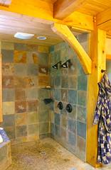 New London, Minnesota (Blue Ox Timberframes) Tags: upclose timberframing timberframehomes customtimberframehomes timberframephotos