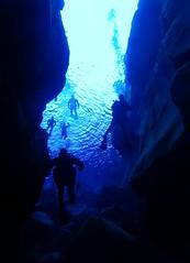 Diving Silfra 19