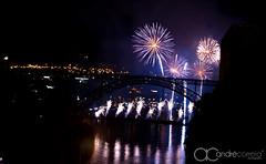 Fogo de artficio _ S.Joo Porto I (AndreBCorreia) Tags: firework porto sjoo fogodeartificio tamron1750 nikond40