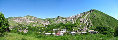 The view from Goris