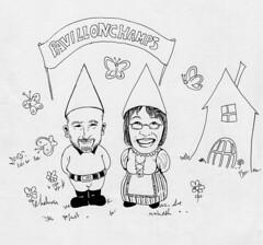 Partecipazione Sara e Christophe