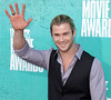 Chris Hemsworth MTV Movie Awards at Universal Studios - Arrivals Universal City, California