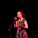 Julie Fowlis onstage for the introduction of Brave at the Festival Theatre