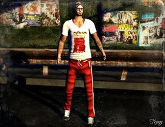 ..:: OUTFIT 30 ::.. (NyTrO StOrE) Tags: street urban woman man store mesh wear clothes hip hop styel nytro