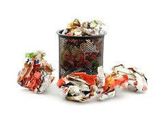 trash (Webiliz) Tags: school trash paper office garbage junk basket mail spam disposal can bin pollution rubbish environment waste recycle recycling isolated stationary dispose bosniaandherzegovina