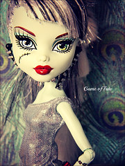 Yvette - Sweet 1600 Frankie (Game of Fate) Tags: sexy fashion fierce awesome yvette monsterhigh monsterhighmattel monsterhighsweet1600 sweet1600frankiestein gameoffatephotography