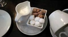 Tea Time Cropped (B.Silk) Tags: ireland tea glendalough sugarcube wicklow breakfasttea irishtea irelandtea wicklowheather