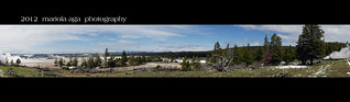 Lower Geyser Basin Panorama ~ Explored