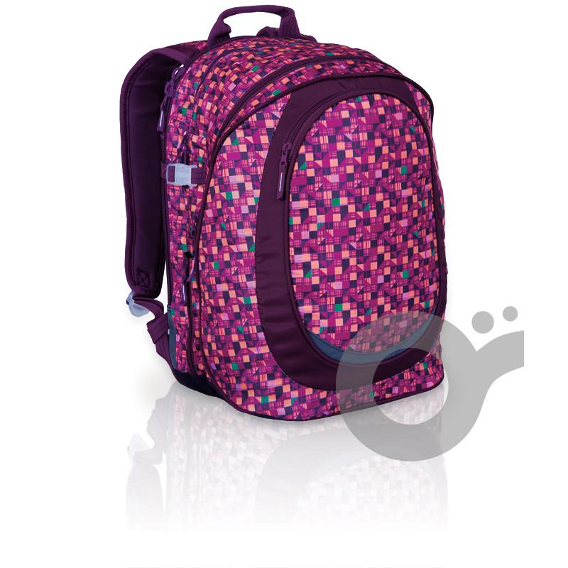 ea7a72f565 Školní a studentský batoh HIT 800 V Student Backpack (Topgal.cz) Tags