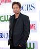 David Duchovny CBS Showtime's CW Summer 2012 Press Tour at the Beverly Hilton Hotel - Arrivals Los Angeles, California