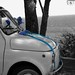 """Mariage en Fiat 500 Blanche • <a style=""""font-size:0.8em;"""" href=""""https://www.flickr.com/photos/78526007@N08/7684584302/"""" target=""""_blank"""">View on Flickr</a>"""