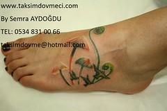Mushroom woman tattoo / Mantar bayan dövme (taksim beyoğlu dövmeci) Tags: woman art tattoo artist femme models drawings istanbul tattoos taksim examples vrouwen tatouage bayan mannen kiz modèle modelleri dovme çizimler dovmeciler taksimdovme dovmemodelleri dovmesi