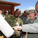 U.S.,  Botswana forces keep drinking water safe