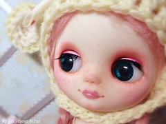 Sweet little freckle face