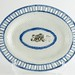 202. 18th Century Reticulated Creamware Platter