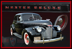 1940 Chevy Master Deluxe (Brad Harding Photography) Tags: chevrolet sedan antique 1940 chevy kansas 40 custom 4door bashor masterdeluxe generalmotorscompany 2012agriculturehalloffameshowandshine