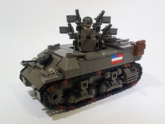 Experimental M5 with Maxon AA turret (Project Azazel) Tags: google tank lego stuart pa ww2 ba m5 wwll antiaircraft googleimages lighttank brickarms stuartlighttank legotank legomilitary thesecondworldwar m5stuart ww2tank wwlltank ww2lego projectazazel quadmg legomilitarymodel wwlllego legostuartlighttank