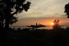 sunset in my hometown (nisanisarah) Tags: sunset peace balikpapan pertamina