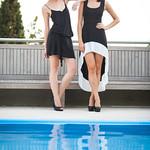 Agencija 22. Photo Martina Kofol Make-up Nina Mavrin Dress Spicy.si
