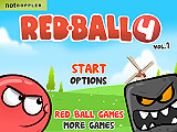 冒險小紅球4(Red Ball 4)