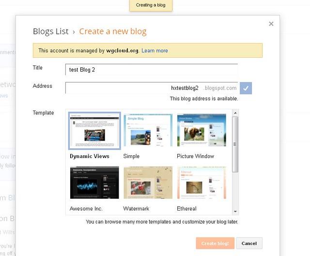 Thumbnail for WgCloud Blog: Increase parent communication