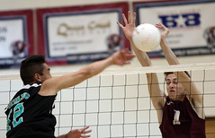 Highland at Perry - 3378 (AZDew) Tags: highschool volleyball round2 aia divisioni statetournament perrypumas highlandboysvolleyball 20152016perryboysvolleyball blakefillmore1 tulipauga12