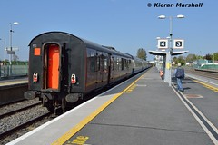 Cravens at Hazelhatch and Celbridge, 16/5/16 (hurricanemk1c) Tags: irish train rail railway trains hatch railways craven irishrail 2016 iarnrd ireann rpsi iarnrdireann railwaypreservationsocietyofireland hazelhatchandcelbridge
