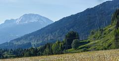 Cross linked world (Ernst_P.) Tags: mountain alps berg landscape austria tirol sterreich energy energie electricity network electricidad alpen landschaft strom tyrol autriche aut elektrizitt strommast energa inzing