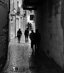 Unsteady (ignacio_deluis) Tags: street rain lluvia alley