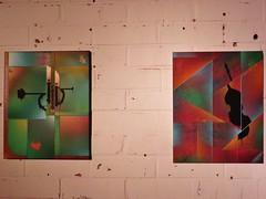 DisorderLine Experience / Kerkstraat - 7 mei 2016 (Ferdinand 'Ferre' Feys) Tags: streetart graffiti belgium belgique belgi urbanart graff ghent gent gand graffitiart arteurbano artdelarue urbanarte