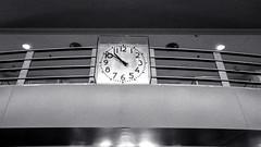 Art Deco Clock_ (Bill Smith1) Tags: hc110b olympusom4 hamiltonon berggerbrf400 zuiko50f14lens filmshooterscollective torontofilmshootersmeetup classiccamerarevival spring2016 billsmithsphotography