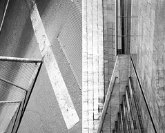 ANAlogismiLOGICI (cHr1st1an S images) Tags: street city people bw test sunlight white streetart storm abstract black film misty wall museum stairs analog 35mm hair landscape graffiti blackwhite sevilla spain diptych flickr wind dream streetphotography wave andalucia bilbao stairway dreaming upstairs negative skatepark skate skateboard guggenheim museo analogue nophotoshop minimalism drama bianco bizkaia ricoh nero vasco vizcaya bilbo biancoenero pais guggenheimmuseum ricoh500g analogic euskal herria film35mm stik ricoh500 abstractism analogico negativefilm stiks shandows museoguggenheim adumbration chr1st1ans adumbrations christiansorrentino stikgraffiti stikstreetart stiksgraffiti