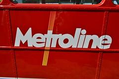 Metroline (PD3.) Tags: uk england bus london buses festival truck transport hampshire lorry trucks routemaster basingstoke lorries nml aec hants metroline rml 2620 thorneycroft 620e nml620e rml2620