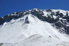 Pizzo Berro, versante occidentale (EmozionInUnClick - l'Avventuriero's photos) Tags: montagna sibillini pizzoberro
