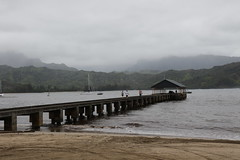 Hanalei Pier (fethers1) Tags: kauai hanaleipier hanalei kauaivacationmay2016 ericandtiffanyskauaiwedding