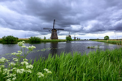 kinderdijk (Enric.) Tags: holland holanda kinderdijk molinos