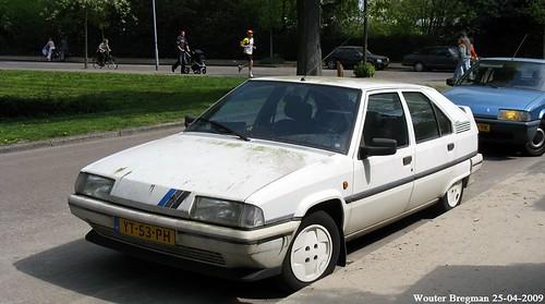 Citroën BX Cannes 1990