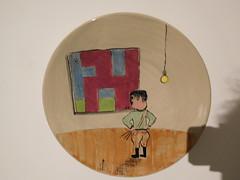 Adolf Hitler (klaas_mulder2001) Tags: museum adolfhitler leeuwarden atelier keramiek