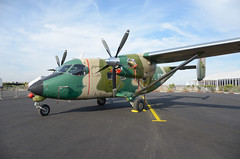 PZL-Mielec M28B/PT Skytruck (Boushh_TFA) Tags: show airport nikon force air polish international morocco marrakech marrakesh nikkor rak f4 vr menara 2016 antonov d600 an28 24120mm m28 0218 siy skytruck powietrzne pzlmielec gmmx m28bpt